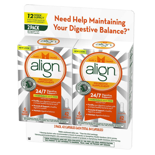 Align Probiotic Supplement (84 ct.) - EZneeds
