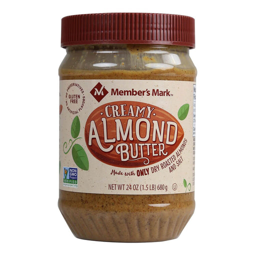 Almond Butter (24 oz.)