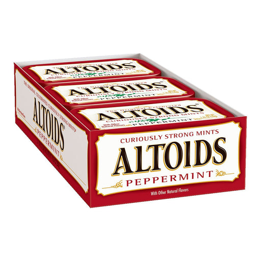 Altoids Peppermint Mints (1.76 oz., 12 pk.) - EZneeds