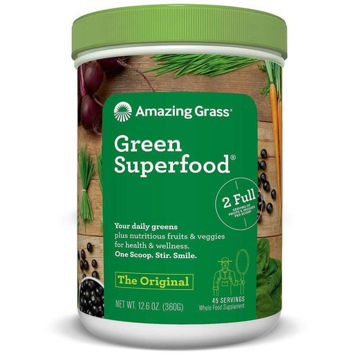 Amazing Grass Green Superfood, Original (45 servings) - EZneeds
