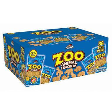 Zoo Animals, Austin (2 oz., 36 pks.)