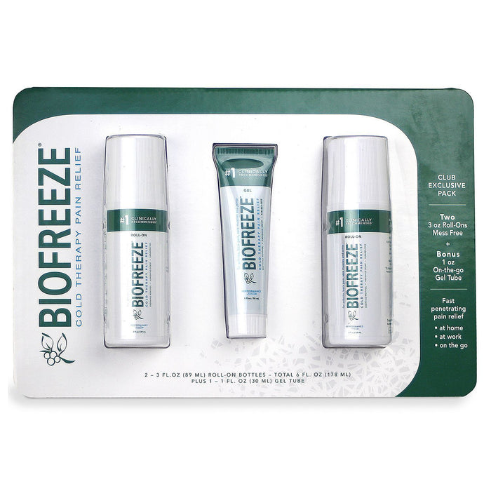 BIOFREEZE Cold Therapy Pain Relief (7 oz.) - EZneeds