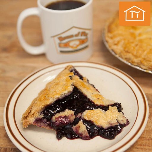 Blueberry Pie - Whole - House of Pies - EZneeds
