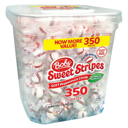 Bobs Sweet Stripes Square Tub (350 ct.) - EZneeds