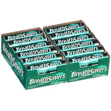 Breath Savers Wintergreen Mints (12 ct., 24 pk.) - EZneeds