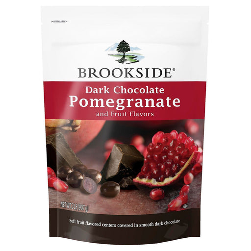 Brookside Dark Chocolate Pomegranate and Fruit Flavors (2 lb.) - EZneeds