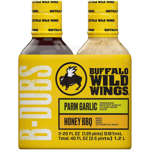 Buffalo Wild Wings Sauce (20 oz., 2 pk.) - EZneeds