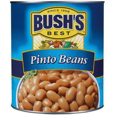 Bush's Best Pinto Beans (111 oz.) - EZneeds