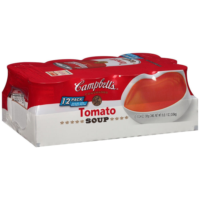 Campbell's Condensed Tomato Soup (10.75 oz. can, 12 ct.) - EZneeds