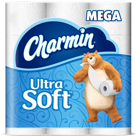 Charmin Ultra Soft Toilet Paper (221 2-ply sheets, 10 Jumbo rolls) - EZneeds