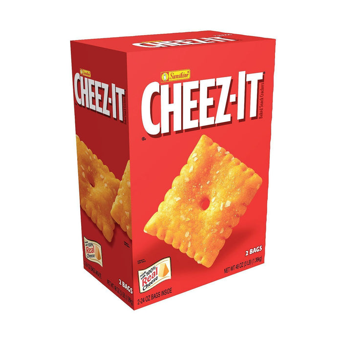 Cheez-It Crackers (48 oz.) - EZneeds
