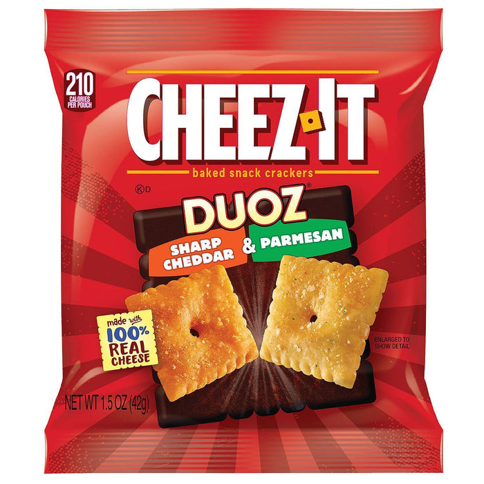 Cheez-It Duoz (30 pk.) - EZneeds