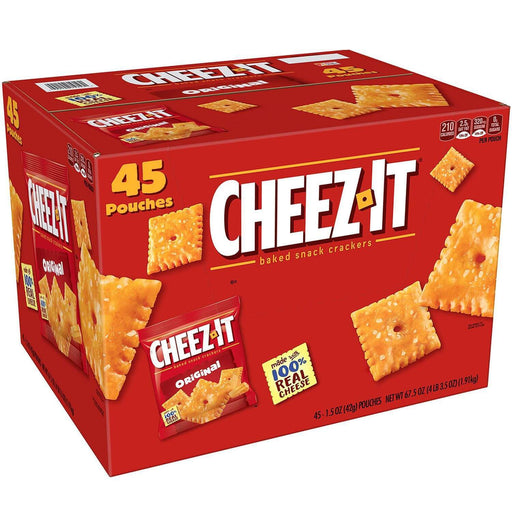 Cheez-It Original (1.5 oz., 45 ct.) - EZneeds