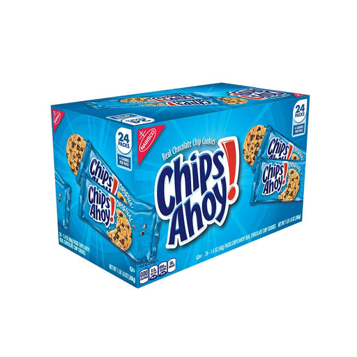 Chips Ahoy Cookies (24 ct.) - EZneeds