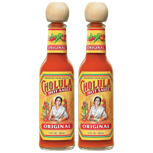 Cholula Hot Sauce (12 oz., 2 pk.) - EZneeds