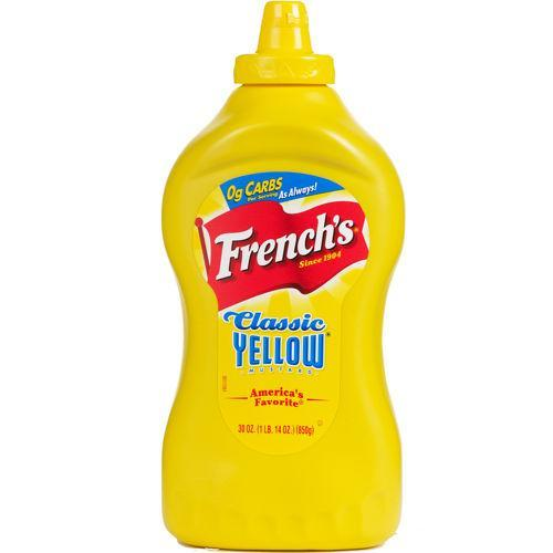 French's Classic Yellow Mustard (30 oz.)