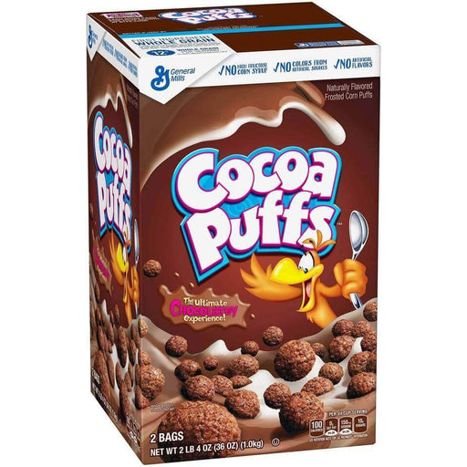 Cocoa Puffs Cereal (36 oz.) - EZneeds