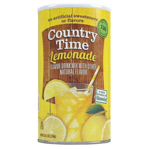 Country Time Lemonade (82.5 oz., 34 qts.) - EZneeds
