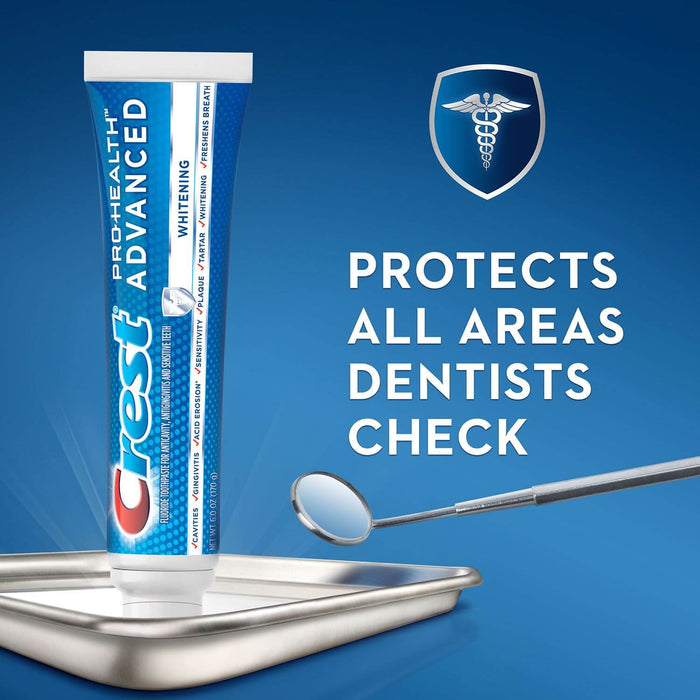 Crest Pro-Health Advanced Whitening Power Toothpaste (6.0 oz, 5 ct.)