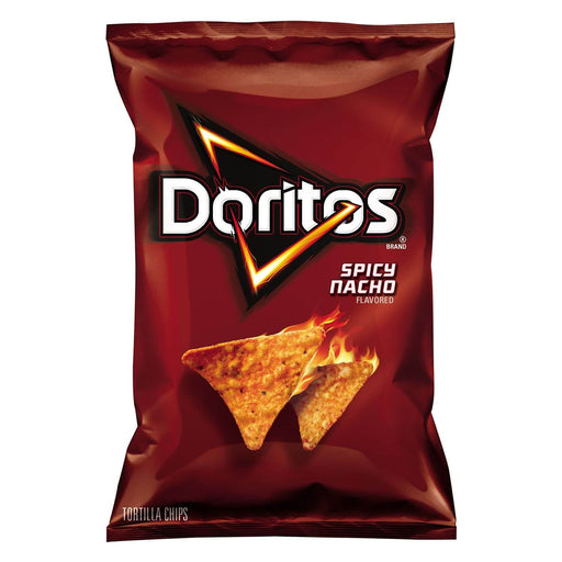 Doritos Spicy Nacho Tortilla Chips (18.875 oz.) - EZneeds