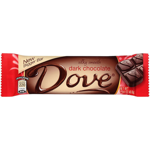 Dove Dark Chocolate Bar (18 ct.) - EZneeds