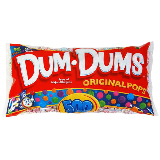 Dum Dum Original Pops (500 ct.) - EZneeds