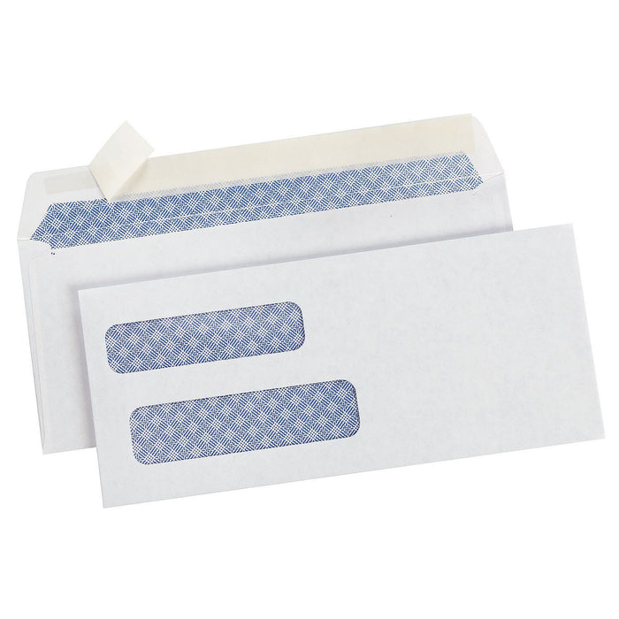 Double Window Envelope (#9, 500 ct.) - EZneeds