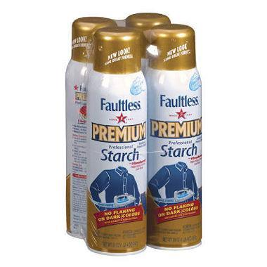 Faultless Professional Starch (20 oz., 4 pk.)