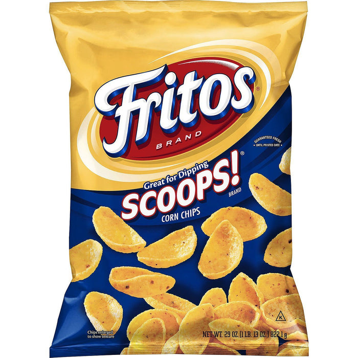 Fritos Scoops Corn Chips (29 oz.)