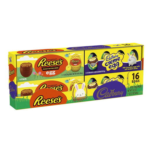 Hershey's Easter Egg Variety Pack (4.8 oz., 4 ct.)