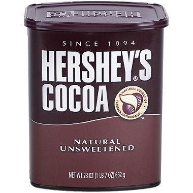 Hershey's Natural Unsweetened 100% Cocoa (23 oz.)