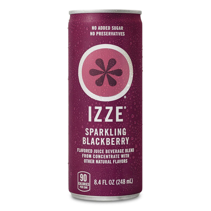 Izze Sparkling Juice Flavored Variety Pack (8.4 oz. cans, 24 pk.)