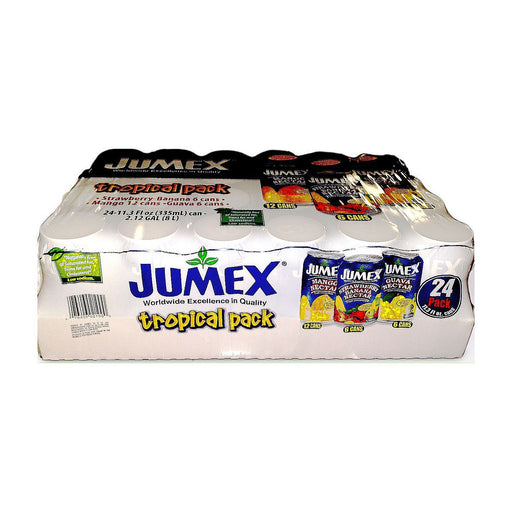 Jumex Tropical Pack (11.3 oz., 24 ct.)