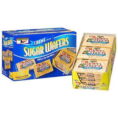 Keebler Sugar Wafers (2.75 oz., 24 pk.)