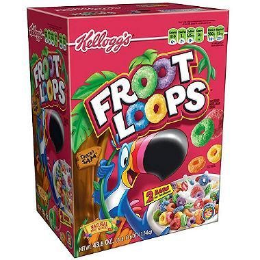 Kellogg's Froot Loops (43.6 oz.)