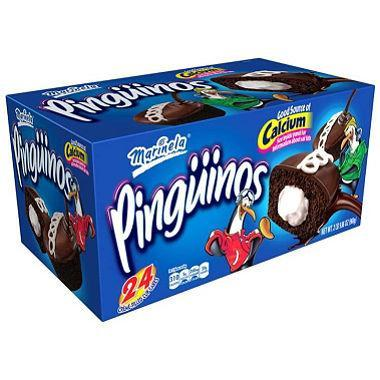 Marinela Pinguinos Cookies (24 ct.)