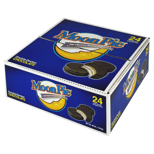 MoonPie Chocolate Double Decker MoonPies (24 ct.)