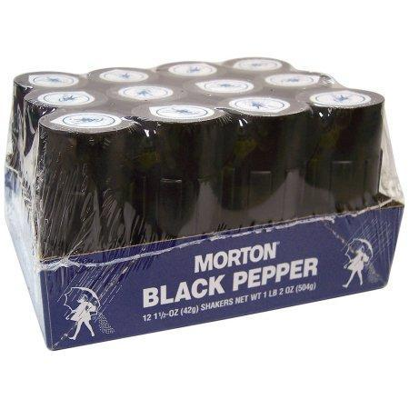 Morton Foodservice Pepper Shakers (12 ct.)