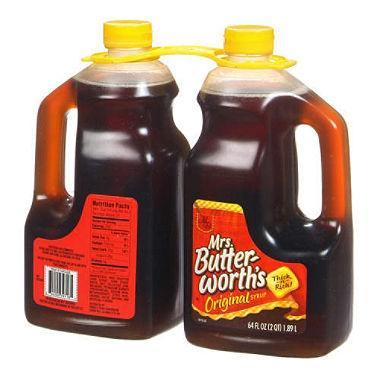 Butterworth's Original Syrup (64 oz., 2 ct.) - EZneeds