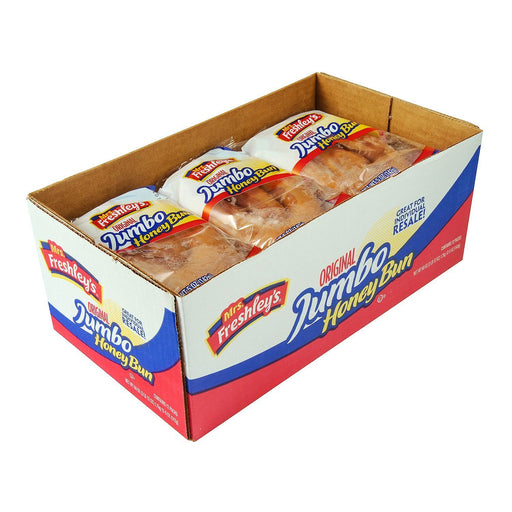 Mrs. Freshley's Jumbo Honey Buns (5 oz., 9 ct.) - EZneeds