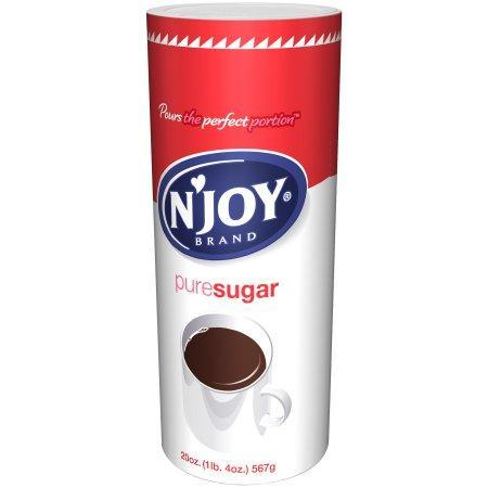 N'Joy Pure Sugar (22 oz.)