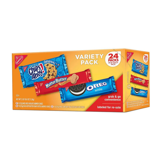 Nabisco Variety Cookie Pack (24 ct.)