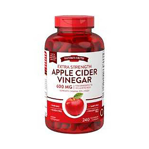 Nature's Truth Apple Cider Vinegar (240 ct.)