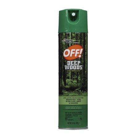 Off! Deep Woods Insect Repellent (11 oz.)
