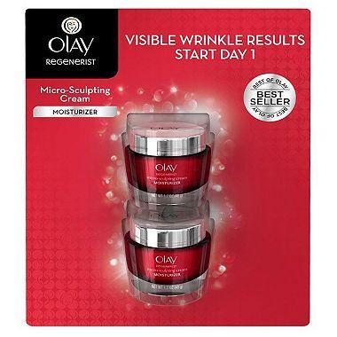Olay Regenerist Micro-Sculpting Cream (1.7 fl. oz., 2 pk.)