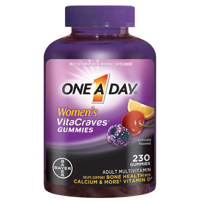 One A Day Women's VitaCraves Gummies (230 ct.)