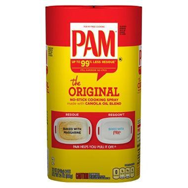 Pam Canola Spray (12 oz., 2 pk.)