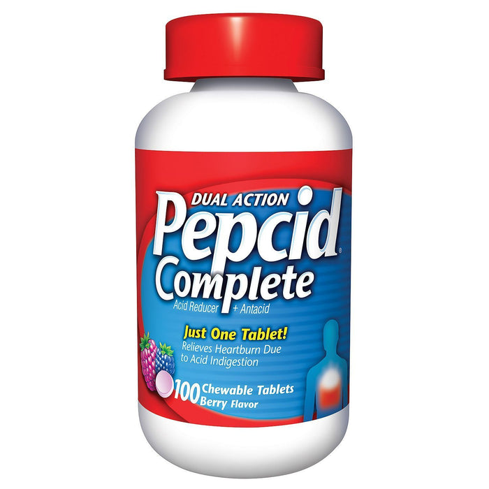 Pepcid Complete (100 Ct.)