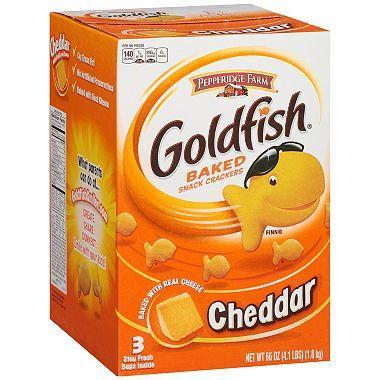Goldfish Cheddar Baked Snack Crackers (66 oz.)