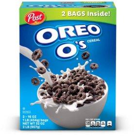 Post Oreo O's Cereal (32 oz.) - EZneeds